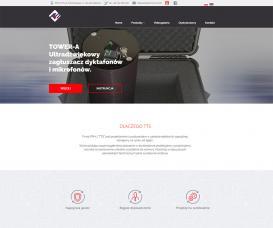 Elektronika specjalna - strona www producenta