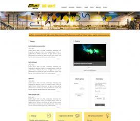 Portal dla pracowników No Limit Sp. z o.o.