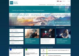 Strona internetowa dla studentów i absolwentów SGH