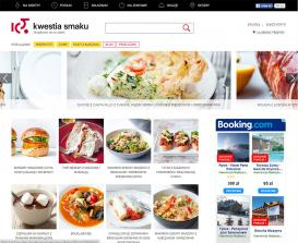 Kwestia Smaku - blog kulinarny