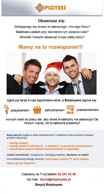 Newsletter - Employess