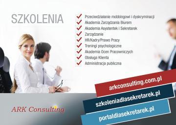 Reklama stron www - ARK Consulting