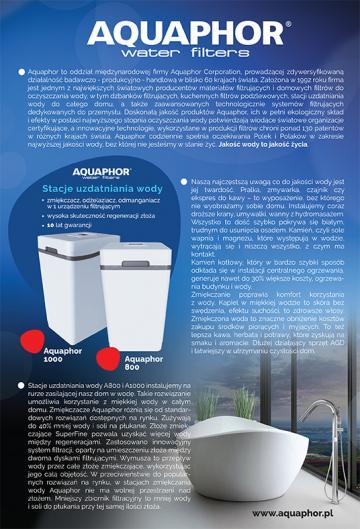Strona katalogowa dla Aquaphor