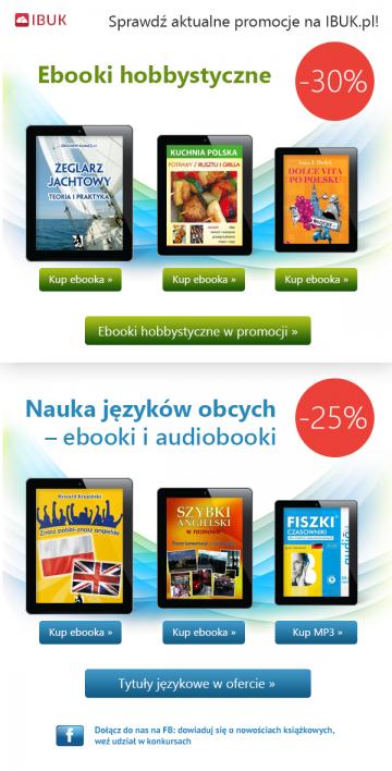Newsletter dla ibuk.pl