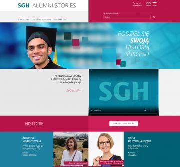 Alumni stories - SGH