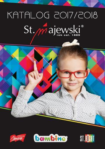 Projekt okładki dla St.Majewski