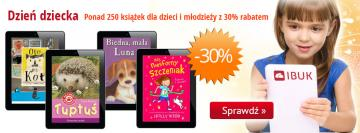 Dzień Dziecka - baner na stronę www: IBUK.PL