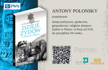 Dzieje Żydów - reklama