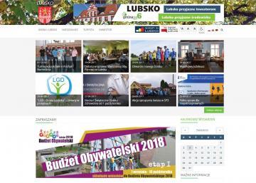Lubsko.pl - portal internetowy gminy Lubsko