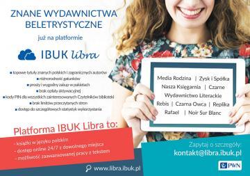 Reklama IBUK Libra