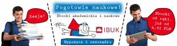 Ebooki akademickie i naukowe - baner na stronę www: IBUK.PL