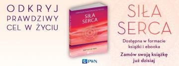 Siła Serca - baner na stronę WWW FB PWN