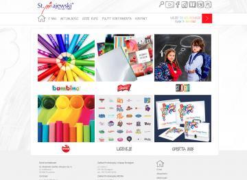 Strona www firmy St-Majewski