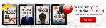 Jo Nesbo - baner na www: ibuk.pl