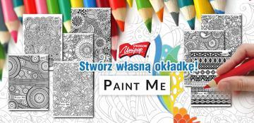 Banner Unipap PAINT ME - na stronę www St.Majewski
