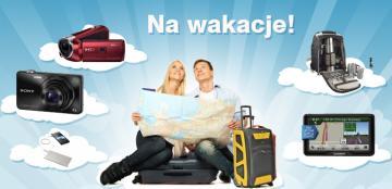 Wakacje - Banner na stronę www: klubboa.pl