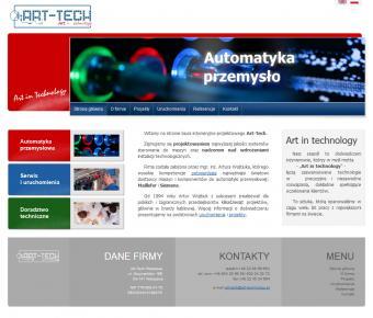 strona ART-TECHNOLOGY.PL