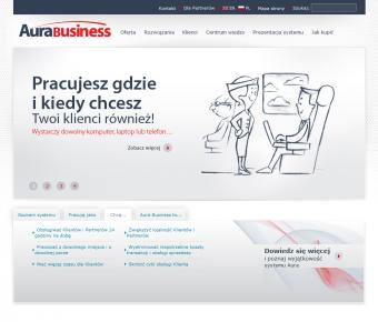 Aura business