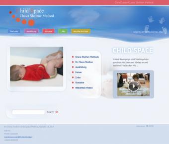Chava Shelhav Method - strona www