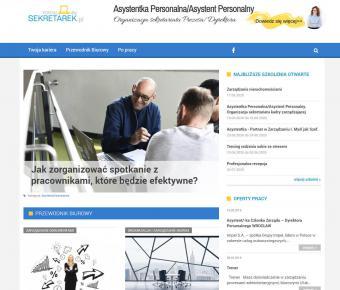 Portal dla sekretarek