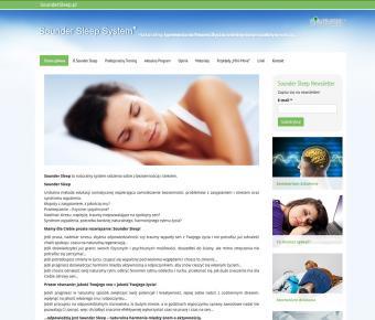 Strona www - Sounder Sleep