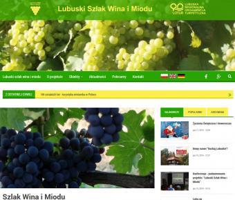 portal www szlakwinaimiodu.pl